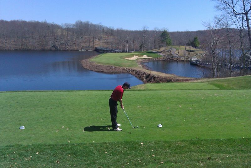 Lake of Isles (North Course)- North Stonington, CT